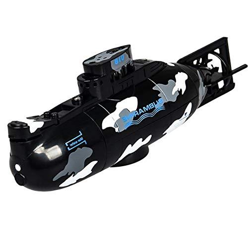 Izzya Ferngesteuertes U-Boot Intelligente Induktion 6 Kanäle Atom-U-Boot-Wasserspielzeug Elektrische Simulation U-Boot-Spielzeug für Kinder