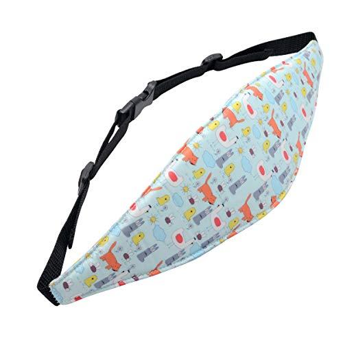 Maso Lot de 2 supports de tête de siège de voiture pour bébé avec soulagement du cou et soutien de la tête, siège de voiture