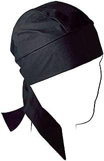 Zanheadgear ZDX114 Deluxe Flydanna, 100% Cotton, Black