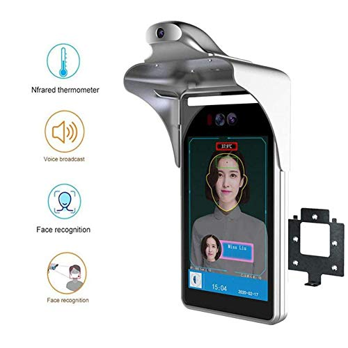 Check Out This Rong-- Face Recognition Infrared Thermometer System Equipment Not-Contact Body Temper...