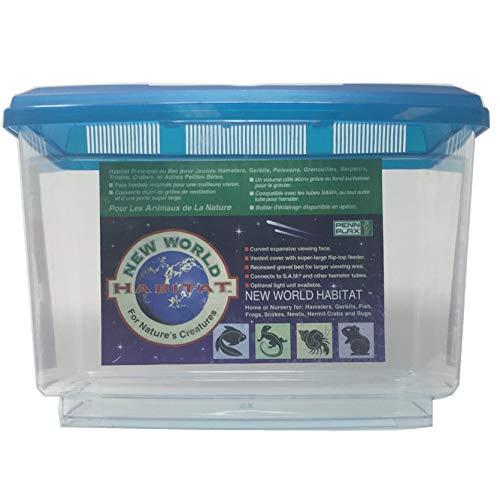 Penn-Plax Aquarium en Plastique pour Aquariophilie 15 L
