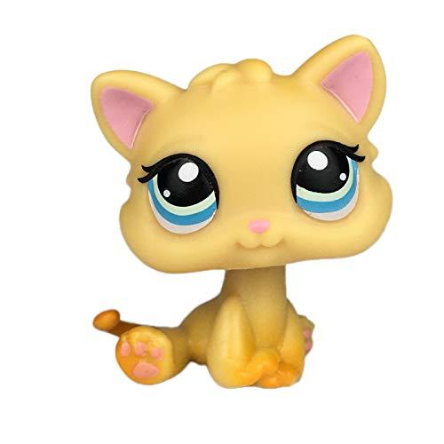 JiYanTang LPS CAT 3CM Baby Kitten Puppy for Pet Shop Toy Short Hair Cat Dog Collie Great Dane Spaniel Dachshund LPSCB 339S