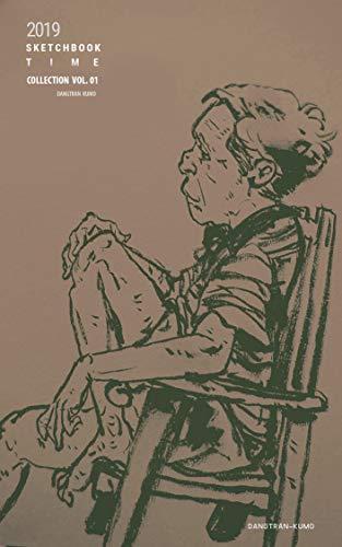 Sketchbook TIME Vol1 _ Dangtran-kumo artist: English (English Edition)