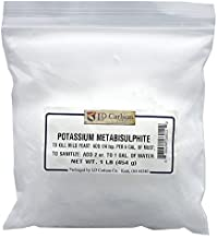 potassium metabisulfite wine