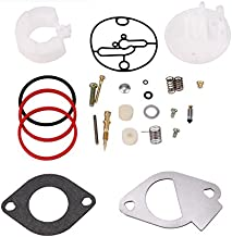 BH-Motor New Carburetor Rebuild Kit Master Overhaul for Briggs & Stratton Nikki Carbs 796184