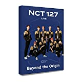 NCT 127 Photo Book - [ Beyond The Origin : BEYOND LIVE BROCHURE ] Brochure + Photocard + FREE GIFT