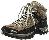 CMP Rigel Mid, Chaussures de Randonnée Hautes Femme, (Desert-Torba 04pd), 39 EU