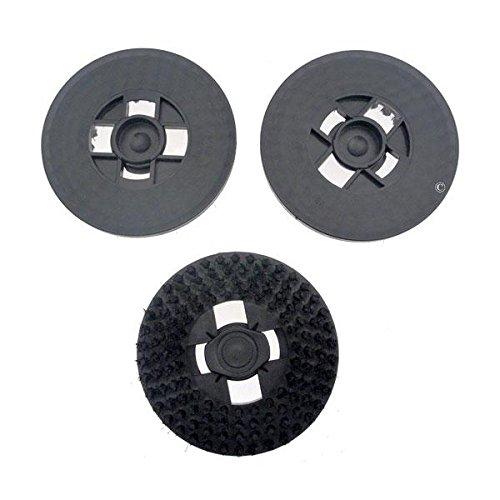 Z17 schwarzen Borsten (x3) zp14.1 Saugbohner f3870 hoover