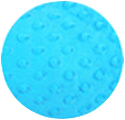 Luna Lullaby Bosom Baby Nursing Pillow Slip Cover, Turquoise Dot