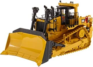Diecast Masters 1/50 Caterpillar D10T2 Track-Type Tractor Dozer - High Line Series