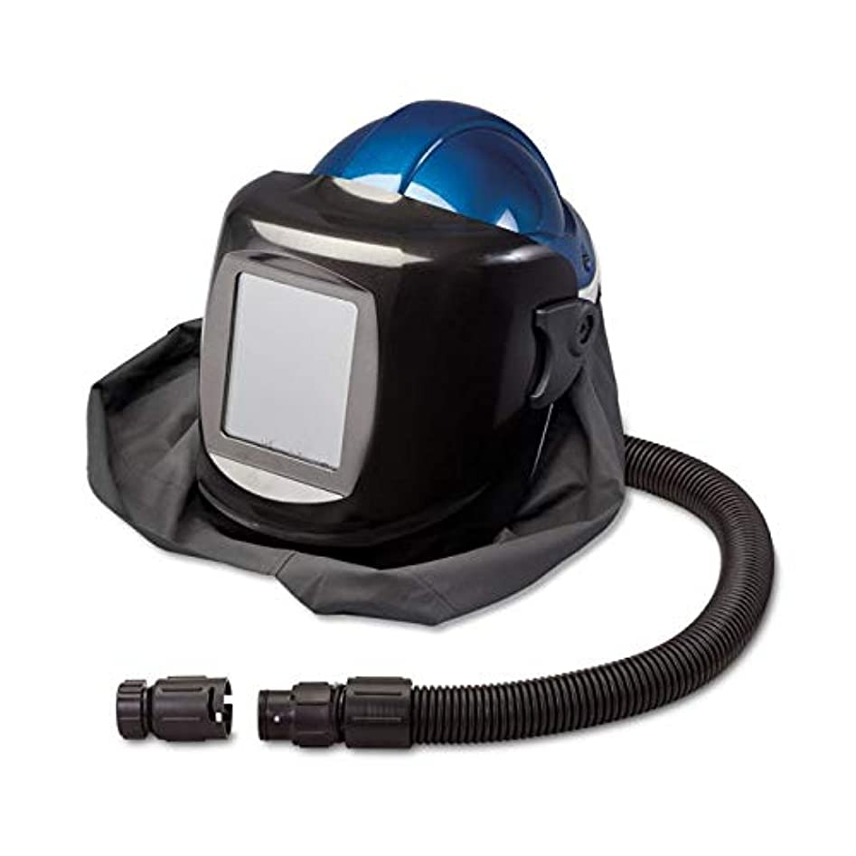 適応的消すニックネームAllegro Industries 9904-CVW Deluxe SAR Shield and Welding Helmet with High Pressure Control Valve (Hansen Fitting), ADF Lens, Standard by Allegro Industries