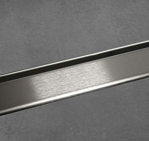 ESS Duschrinne flach Easy Drain Compact 30 FF Zero 70 cm edelstahl Komplettset