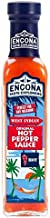 Encona Original Hot Pepper Sauce - 142ml (4.8fl oz)