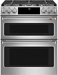 best top rated double oven stove 2021 in usa