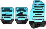 JYSFSS Pedales de Coche Accesorios de Coche decoración de Coche, Apto para Nissan Teana X-Trail-3