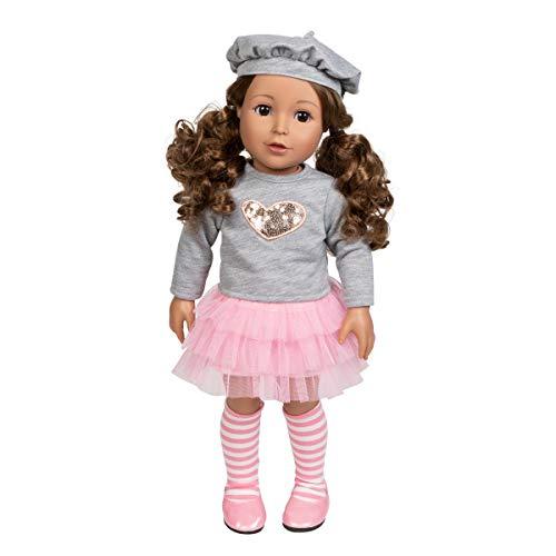 Adora Amazing Girls 18-inch Doll Jacqueline (Amazon Exclusive)