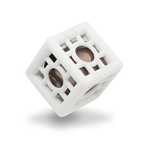 Mollik Cube Home - Pastiglie anticalcare, contro macchie di ruggine e gli odori sgradevoli in lavatrice e macchina da caffè, durata3anni