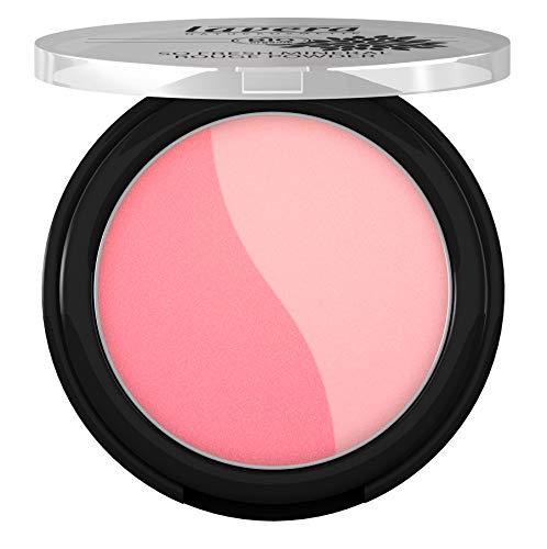 lavera So Fresh Mineral Rouge Powder -Columbine Pink 07- Rouge ∙ Natürlich und frisch Naturkosmetik Natural Make-up Bio Pflanzenwirkstoffe 100% natürlich (1x 4.5 g)