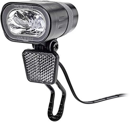 Spanninga Solo XB//XBA Luz Trasera Unisex Adulto Negro 50//80mm