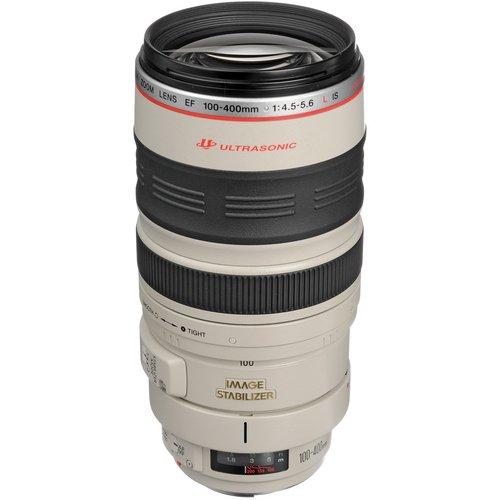 Canon EFレンズ EF100-400mm F4.5-5.6L IS USM ズームレンズ [並行輸入]