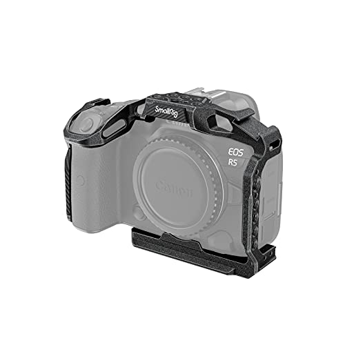 SmallRig Canon EOS R5/R6カメラ専用ケージ R5/R6用フラッグシップケージ -3233