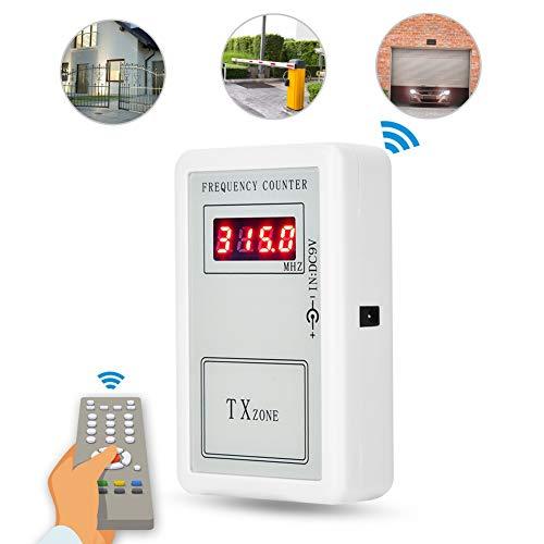 250-450 MHz Handheld Frequenzzähler Meter Drahtlose Fernbedienung Digital Frequency Tester Tools