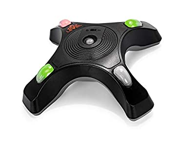 Camco EZ Level- Assists You In Leveling Your RV, Camper or Trailer| Levels Both Axis Simultaneously Illuminated Indicators Ensure Easy Visibility (25505)