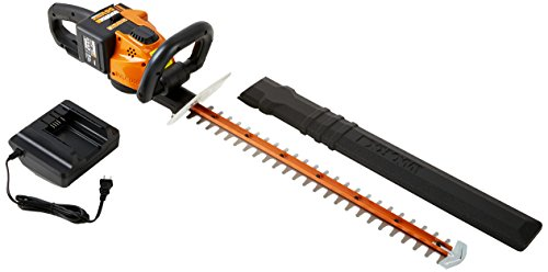 Buy Discount WORX WG291 56V 24 Cordless Electric Hedge Trimmer