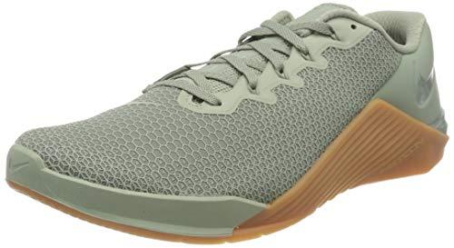 Nike Herren Metcon 5 Fitnessschuhe, Grün (Jade Horizon/Glacier Blue-Imperial Blue-Gunsmoke 344), 42.5 EU
