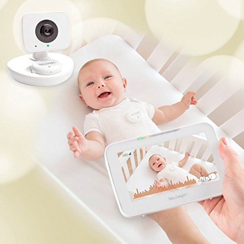 41hctIMEgXL The Best Video Baby Monitors with Smartphone Apps 2021