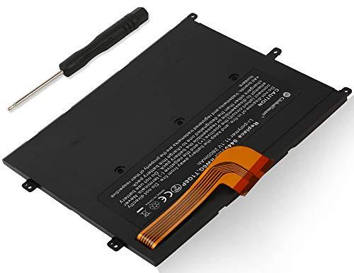 Globalsmart Batería para portátil Alta Capacidad para DELL Vostro V130 3 Celdas Negro