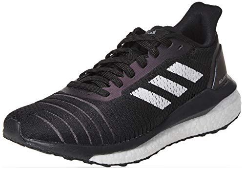 Adidas Solar Drive W, Zapatillas de Deporte para Mujer, Negro (Negro 000), 44 EU