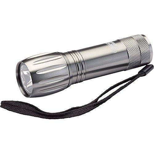 Advanced Draper Xs08388 Expert 1 LED Super Bright Lampe torche en aluminium Taille 3 X Piles AAA [Lot de 1] – -