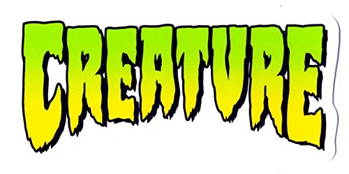 Creature Skateboards Sticker - Creature