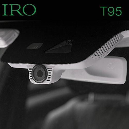 IRO Dashcam for Mercedes Benz E Class(W213) Full HD 1080P Car Automatic Video Recording G-Sensor WDR Parking Monitoring WiFi