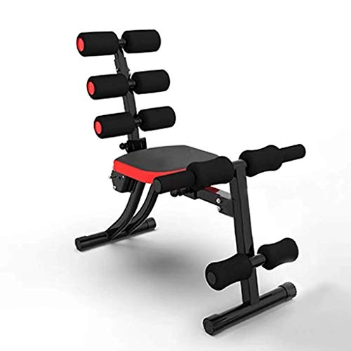 M I A Trainingsgerät, Bauchmuskeltrainer, höhenverstellbar, für Crunch-Sit-Up-Übungen, Größe: A