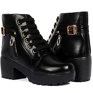 Creattoes Women's Boots