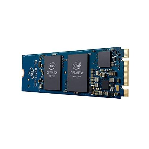 Intel ® Optane™ SSD 800P Series (58GB, M.2 80mm PCIe 3.0, 3D Xpoint™) drives allo stato solido