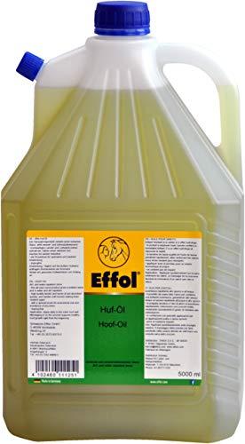 Effol 11147500 Huf-Öl mit Pinsel, 475 ml