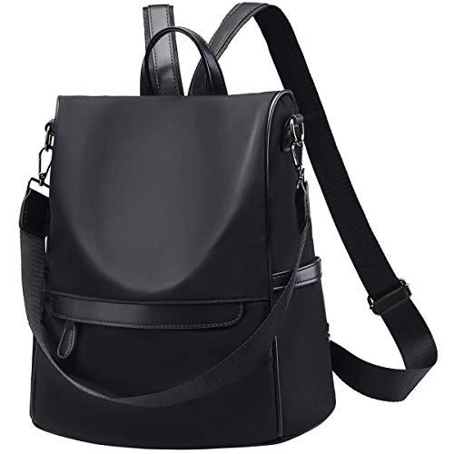 Charmore Women Travel Backpack Anti Theft Rucksack Nylon Waterproof Daypack Lightweight Shoulder Bags