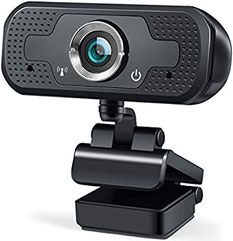 Arebi Wide Angle 1080p Full HD Web Camera