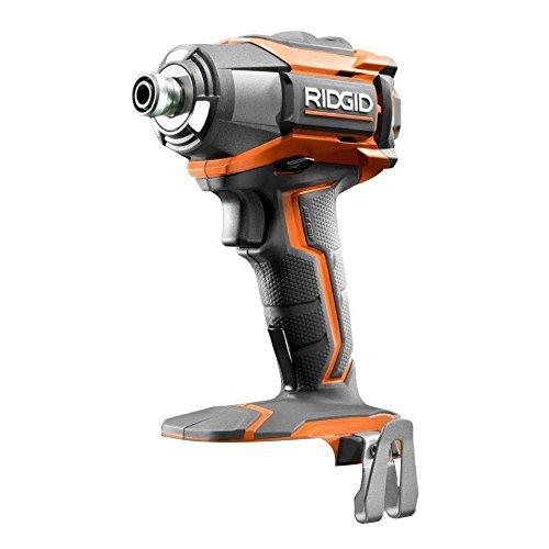 Ridgid R86037 18 Volt 18V GEN5X Brushless Motor 3 speed Impact Driver Drill (Renewed)