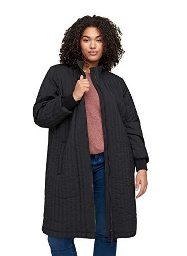 Zizzi Große Größen Damen Jacke mit Taschen und Reißverschluss Gr 42-56