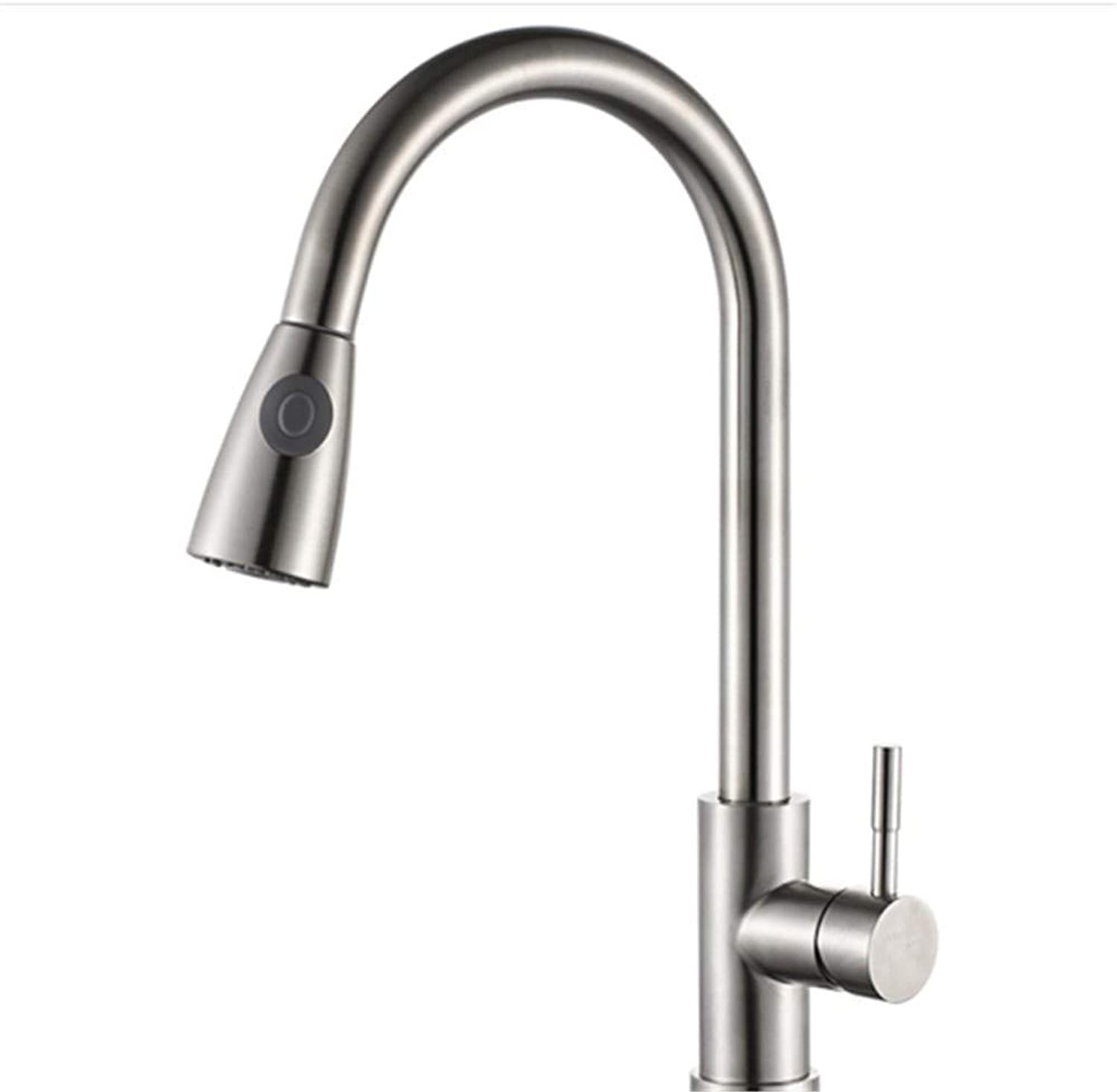 Water Tapdrinking Designer Arch304 Stainless Steel Universal redary Faucet