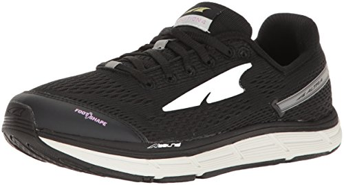 ALTRA Women's Intuition 4 Running Shoe, Black, 5.5 M US