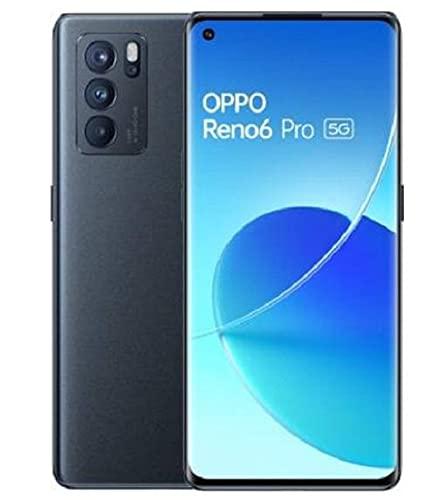 Oppo Reno 6 Pro 5G (Stellar Black, 12GB RAM, 256GB Storage) Phone