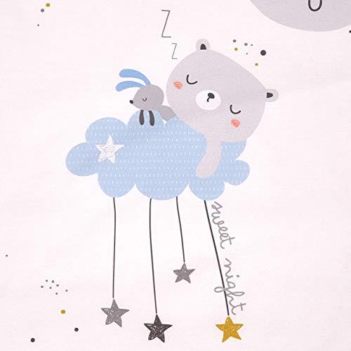 Bimbi Chic Steppdecke+Rel.Minicuna 833 D.Dreams...
