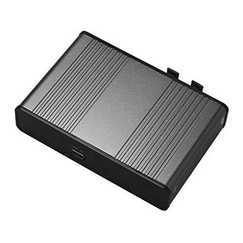 Guangcailun USB-Soundkarte 6-Kanal-5.1/7.1 Optische Externe Externe o o Karten Konverter für Laptop-Desktop