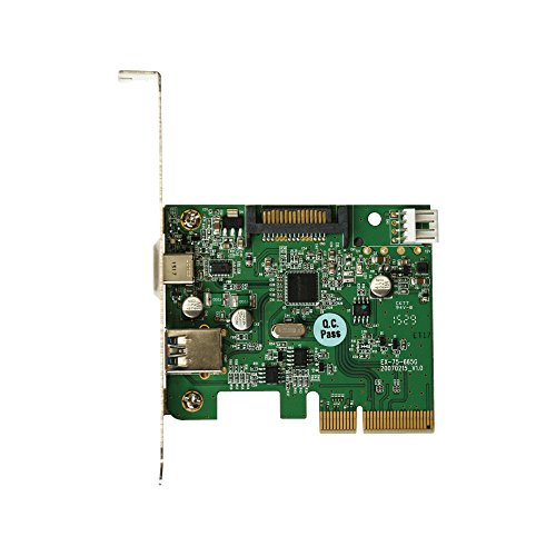玄人志向 STANDARDシリーズ PCI-Express接続 USB3.1増設カード USB3.1AC-P2-PCIE