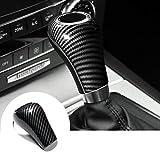 HOTRIMWORLD para C Clase W203 W204 S204 Negro Interior Consola Engranaje Pomo de Cambio de Consola 2004-2013